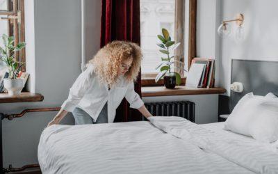 Come rifare il letto alla perfezione e in poche mosse